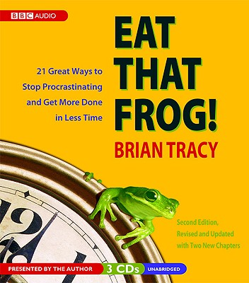 [CD] Eat That Frog! By Tracy, Brian